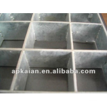 Anping hot dipped galvanized Heavy steel grating manufacturer supplier